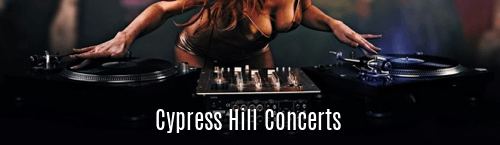 Cypress Hill Concerts
