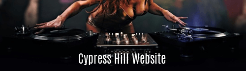 Cypress Hill Website