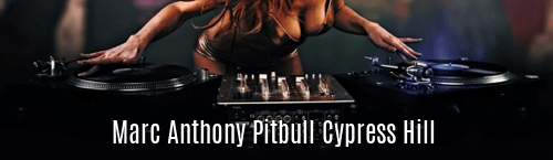Marc Anthony Pitbull Cypress Hill