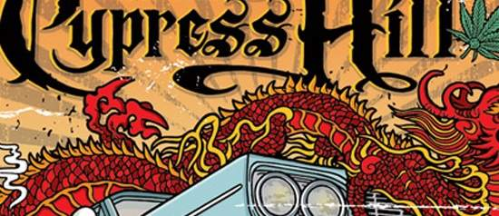 Cypress Hill Albums and Tour Dates